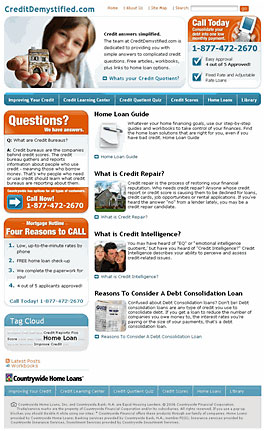 Credit Demystified